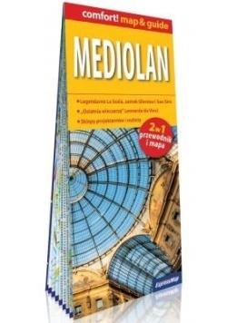 Comfort! map&guide Mediolan 2w1 w.2018