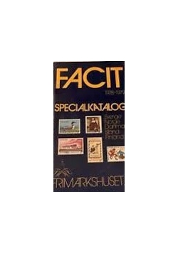 FACIT 1978 - 1979 Special Katalog
