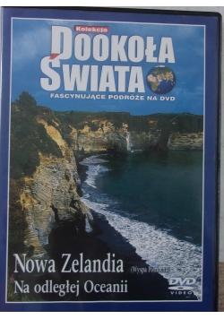 Nowa Zelandia na odległej Oceanii CD