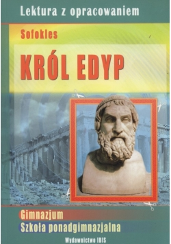 Król Edyp Lektura z opracowaniem