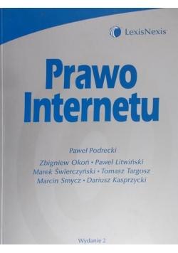 Podrecki Paweł (red.) - Prawo internetu
