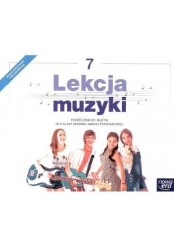 Muzyka SP  7 Lekcja muzyki Podr. NE