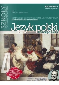 J.polski LO 4 Odkrywamy... Podr ZPR w.2016 OPERON