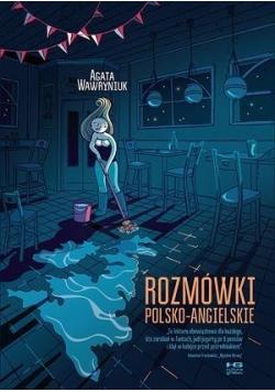 Rozmówki polsko-angielskie w.2016