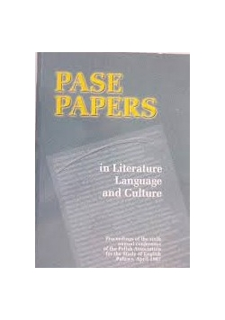 Pase Papers