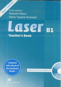 Laser 3rd Edition B1 TB + DVD-ROm + eBook