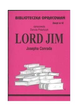 Biblioteczka opracowań nr 041 Lord Jim