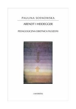 Arendt i Heidegger