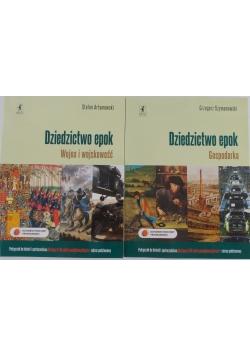 Dziedzictwo epoki Wojna i wysokiść/ Gospodarka