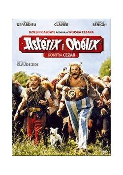 Asterix i Obelix kontra Cezar, płyta DVD