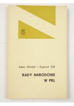 Rady narodowe w PRL