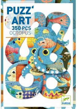 Puzzle Art - Octopus