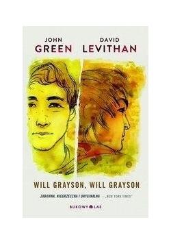 Will Grayson, Will Grayson BR