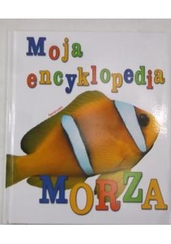 Louisy Patrick - Moja encyklopedia morza