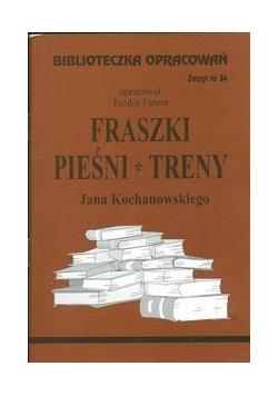 Biblioteczka opracowań nr 034 Fraszki ......