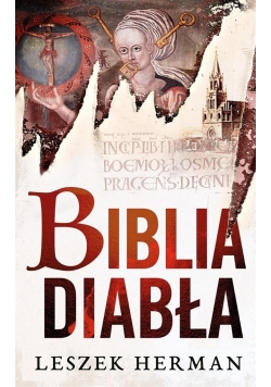 Biblia diabła-NOWA