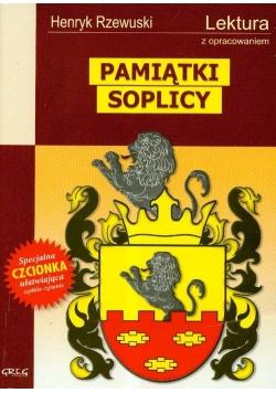Pamiątki Soplicy
