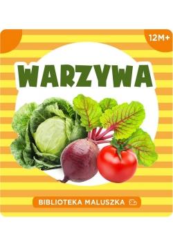 Biblioteka Maluszka Warzywa