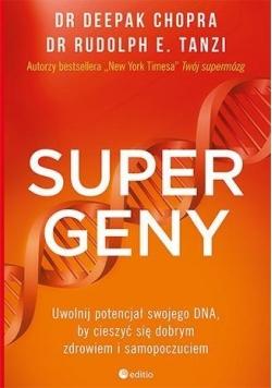 Supergeny. Uwolnij potencjał swojego DNA...