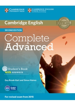 Complete Advanced Student's Book with Answers + CD