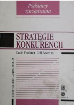Strategie konkurencji