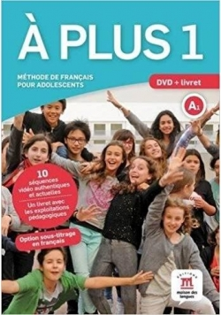 A Pluse 1 A1 DVD PACK LEKTORKLETT