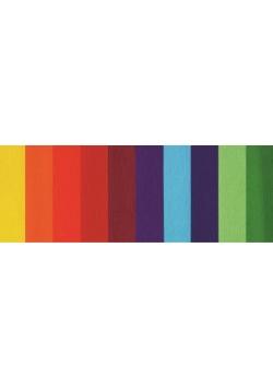 Bibuła krótka zestaw 2 10 kolorów FIORELLO