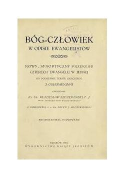 Chrystus Bóg-człowiek, 1929 r.