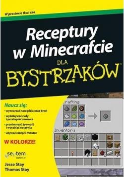 Receptury w Minecrafcie dla bystrzaków