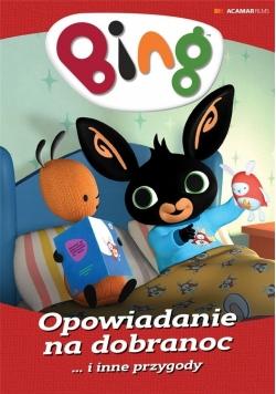 Bing cz.4 Opowiadanie na dobranoc DVD