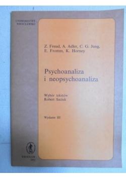 Psychoanaliza i neopsychoanaliza