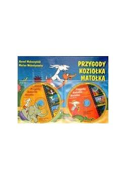Przygody Koziołka Matołka +CD w.2010 G&P