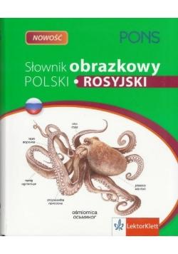 Słownik obrazkowy. Polski Rosyjski PONS