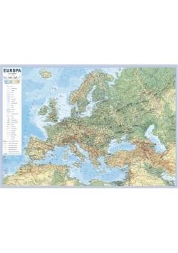 Europa. Mapa ścienna podręczna