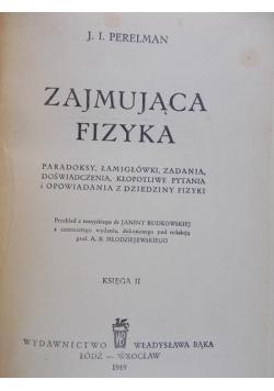 Zajmująca fizyka, 1949 r.
