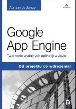 Google App Engine. Tworzenie wydajnych...