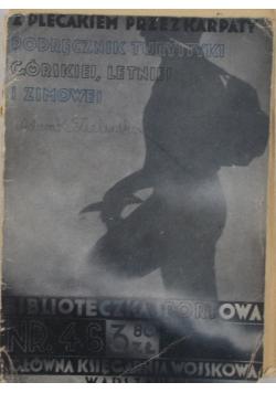 Z plecakiem przez Karpaty, 1939 r.