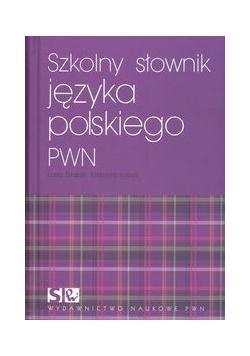 Szkolny słownik języka polskiego PWN