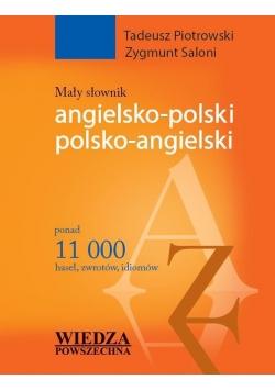 Mały słownik ang-pol-ang