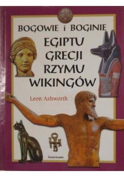Bogowie i boginie Egiptu,Grecji,Rzymu,Wikingów