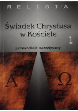 Świadek Chrystusa w Kościele 1
