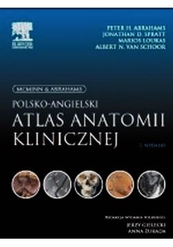 Polsko-angielski atlas anatomii klinicznej