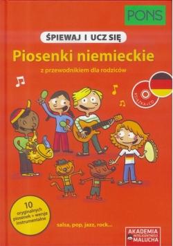 Śpiewaj i ucz się. Piosenki niemieckie PONS