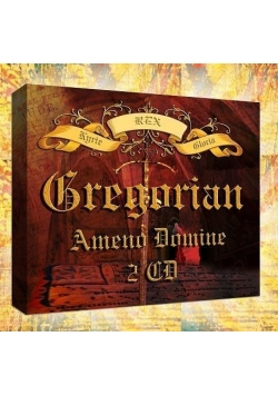 Gregorian. Ameno Domine 2CD