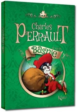 Baśnie - Charles Perrault kolor TW GREG