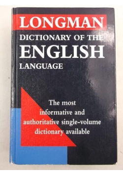 Longman Dictionary of the English Language