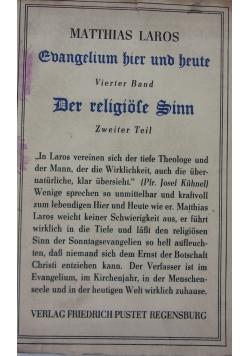 Evangelium hier und heute, 1940r.