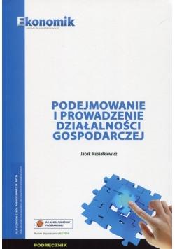 Podejmowanie i prowadzenie działalności gospodarczej Podręcznik