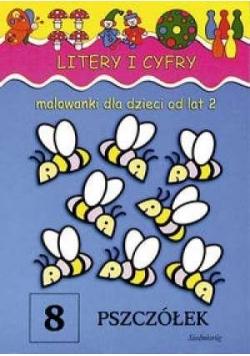Malowanki - Litery i cyfry w. 2012 SIEDMIORÓG