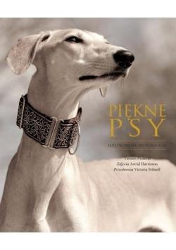 Piękne psy. Ilustrowana historia ras